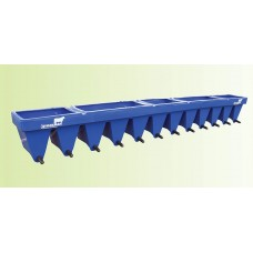 Stockman 12 Teat Compartment Feeder