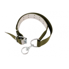 Bull Collar Green 1.5m x 50mm