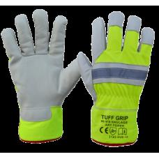 Hi Vis Haulage Glove