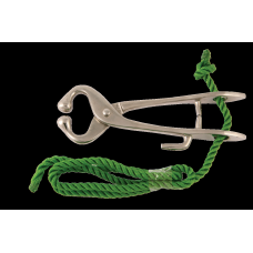 Bullholder Economy Tongs with Rope