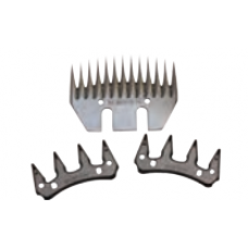 Burgon 76mm Comb & 2 Cutters