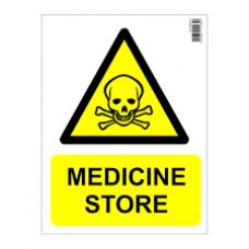 Medicine Store Sign