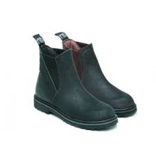 HY Wax Leather Jodhpur Boot Childs