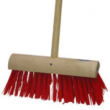 Yard Brush Long Bristle Without Clamp