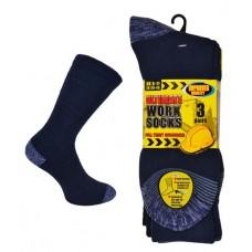 Ultimate Work Socks 3Pairs Pack
