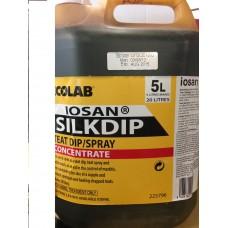 Iosan Silkdip  Teat Dip/ Spray Concentrate