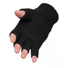 Thinsulate Lined Fingerless Gloves