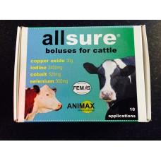 Allsure - 10 Boluses