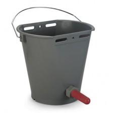 Calf Feeder Bucket Round