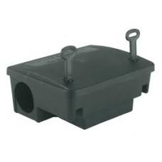 Mouse Bait Box Block Plastic
