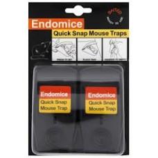 Endomice Quick Snap Mouse Traps