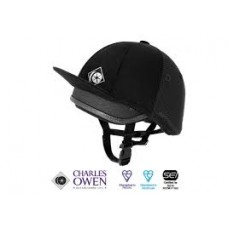 Charles Owen Young Riders Jockey Skull